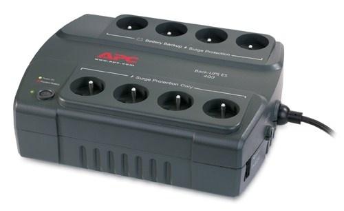 APC Back-UPS 400, 230V, Czech & Poland (240W)