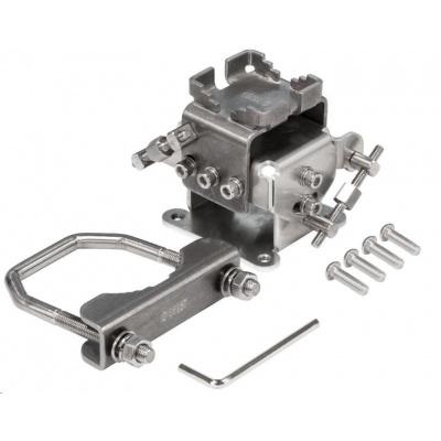 MikroTik solidMOUNT - Precizní kovový držák pro LHG jednotky