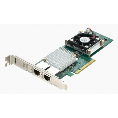 D-Link DXE-820T Dual Port 10GBASE-T RJ45 PCI Express Adapter