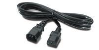 APC Power Cord C13 naar C14,2.4m,10A