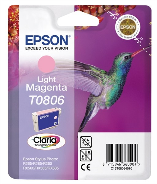 EPSON ink bar CLARIA Stylus Photo R265/ RX560/ R360 - light magenta