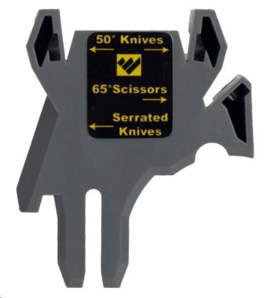 50° Outdoor Knife Guide Complete - bruska nožů na externí použití
