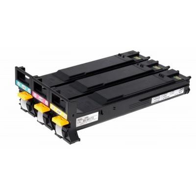 Minolta Sada tonerů (CMY) do MC55xx (6k)