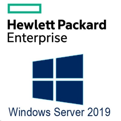 HPE Microsoft Windows Server 2019 Standard Edition 16 Core ENG 2VM OEM