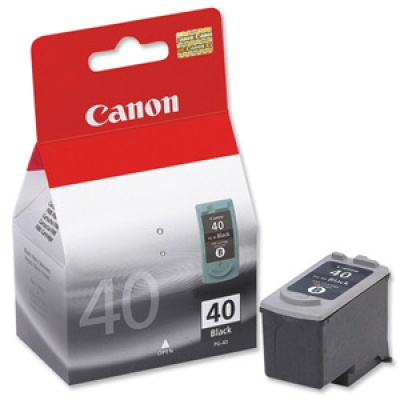 Canon BJ CARTRIDGE black PG-40 (PG40)