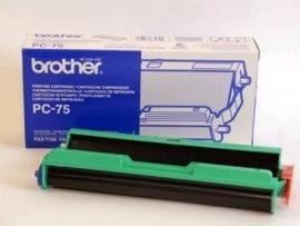 BROTHER INK Film PC-75 pro Fax T104/106