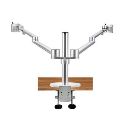 SPIRE držák na 2 monitory DUAL MONITOR ARM BASIC, ergonomický, hliníkový