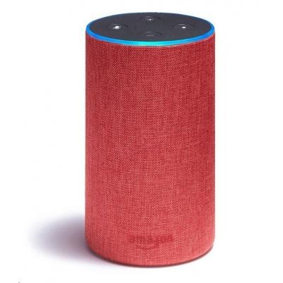 Amazon Echo (2. generace) Red - červená