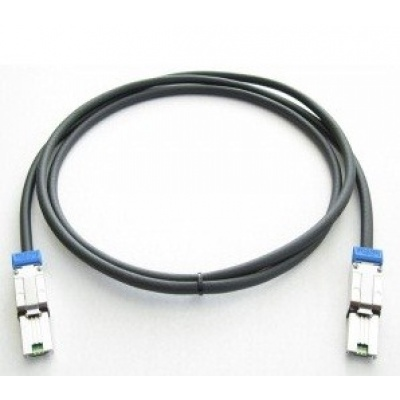 HP cable Mini SAS to Mini SAS 4x 2M external (P800/E500 + msa60/70)