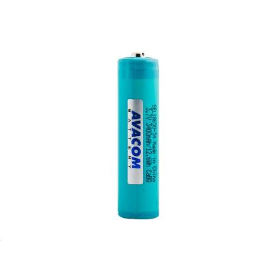 AVACOM Nabíjecí baterie 18650 Panasonic 3400mAh 3,6V Li-Ion - s elektronickou ochranou, vhodné pro svítilny