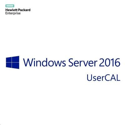 HPE Microsoft Windows Server 2019 5 User CAL