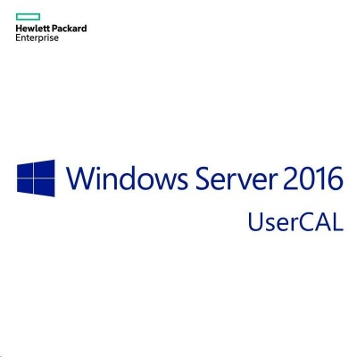 HPE Microsoft Windows Server 2019 10 User CAL
