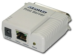 1-P USB2.0 Wireless-N Print Server