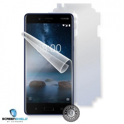ScreenShield fólie na celé tělo pro Nokia 8 (2017)